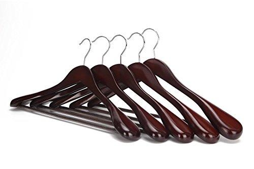 J S Hanger Extra Wide Shoulder Hangers
