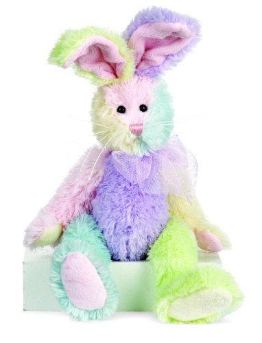 - Spumoni Easter Bunny 12in Plush by Ganz