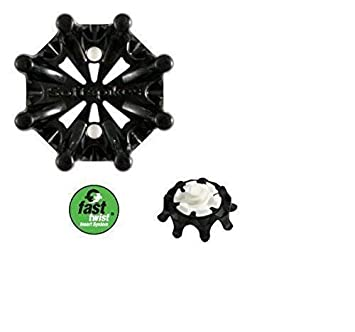 fef3e19103d3eb 14 x Pulsar Soft Spikes for Footjoy golf shoes Fast Twist Thread   Amazon.co.uk  Sports   Outdoors