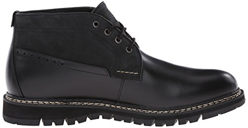 Timberland - Britton Hill WP Chukka Chestnut Quartz - Boots Men Black