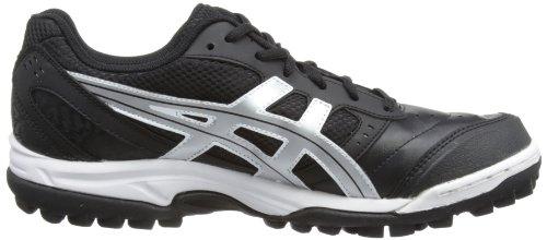 Asics  - Zapatillas De Hockey Sobre Hierba para hombre Black/Silver