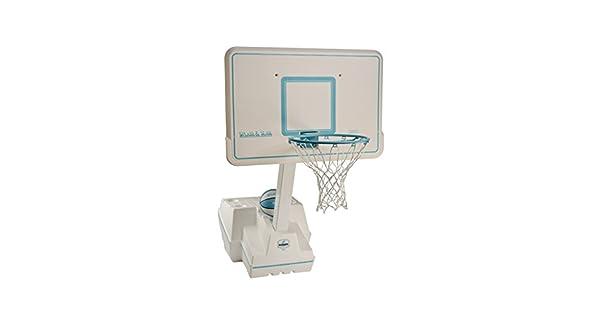 Amazon.com: Splash y Slam Portable piscina Baloncesto Juego ...