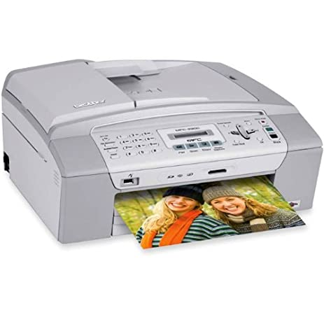 Brother MFC-290C Printer Driver for Windows 10