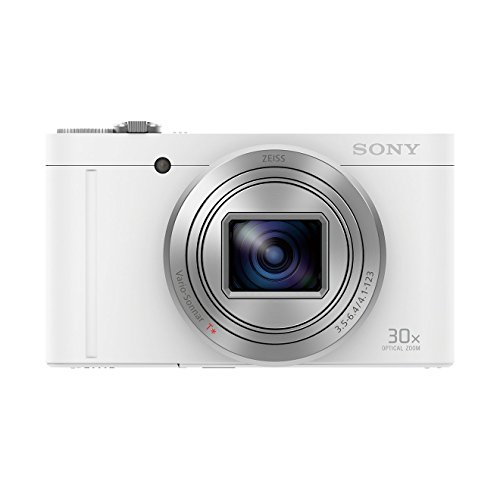 Sony-DSCWX500-Digital-Compact-High-Zoom-Travel-Camera-with-180-Degrees-Tiltable-LCD-Screen-182-MP-30-x-Optical-Zoom-Wi-Fi-NFC-White