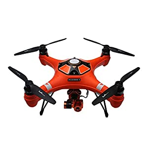 Swellpro Waterproof Splash Drone 3 Auto with 4K HD Camera Live Video and GPS by SwellPro