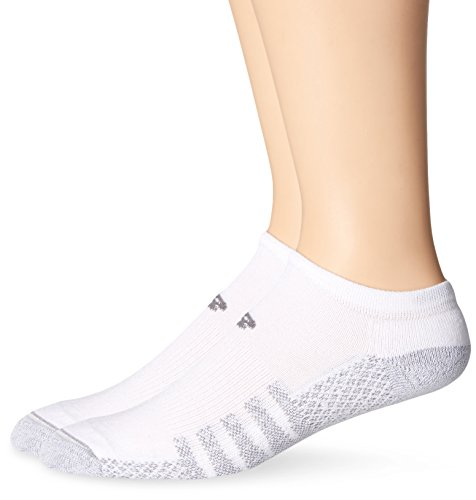 (New Balance Technical Elite No Show with Coolmax, Large, 2 Pair)