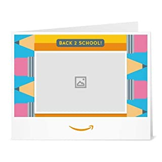 Amazon Gift Card - Back to School (Pencil) (Your Upload) (B074R1C5VZ) | Amazon price tracker / tracking, Amazon price history charts, Amazon price watches, Amazon price drop alerts