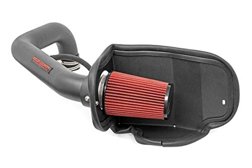 - Rough Country 10553 Cold Air Intake Compatible With Jeep Wrangler TJ
