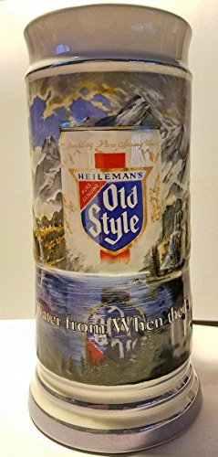 Old Style Beer Mug (Old Style Collectible Beer Steins (Year 1985))