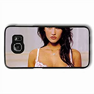 Cover Case For Iphone 6 Plus 5.9 Inch Megan Fox Phone Mobile Hard Plastic Cover Case For Samsung Galaxy S6 Suitable For Boy