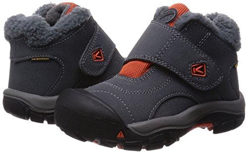 KEEN Kootenay Waterproof Winter Boot (Toddler/Little Kid), Magnet/Koi, 10 M US Toddler by KEEN (Image #6)