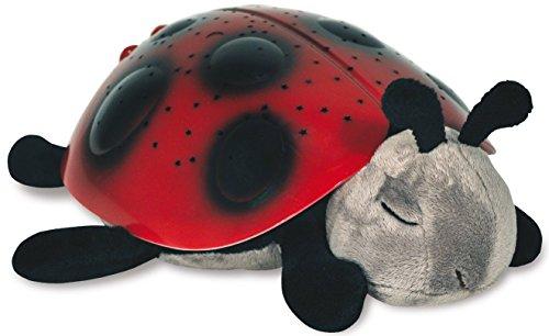 Cloud B Twilight Classic Ladybug Plush Constellation Nightlight
