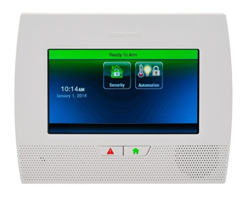 "LYNX Touch 7000 Control System by Honeywell 7"" full-color touchscreen WiFi ZWave compatible"