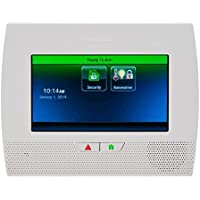 LYNX Touch 7000 Control System by Honeywell 7 full-color touchscreen WiFi ZWave compatible