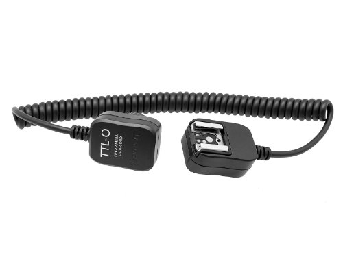 Gadget Place TTL Flash Off-camera Cable for Olympus OM-D E-M5 II E-M10 E-M1 by Gadget Place