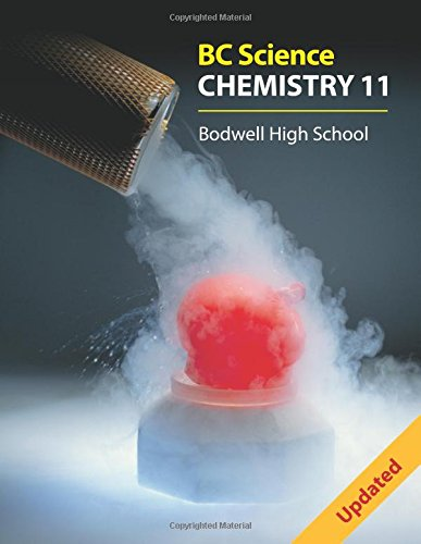 Download BC Science Chemistry 11: Bodwell High School book pdf
