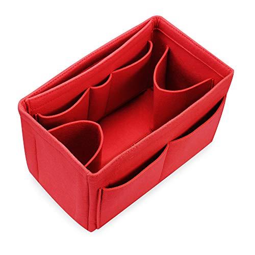 - Felt Insert Bag Organizer Bag In Bag For Handbag Purse Tote Diaper Bag, Fits Speedy Neverfull, 4 Sizes, 6 Colors