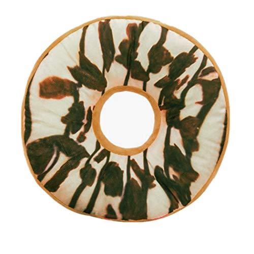AOJIAN Home Decor Donut Decorative Cushion Cover Pillow Protectors Bolster Pillow Case Pillowslip,Throw Pillow Covers