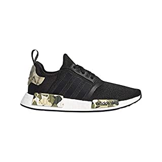 adidas Originals Men's NMD_R1 Sneaker, Earth/Earth/Savannah,13.5 M US