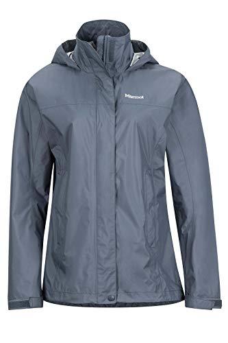 - Marmot Women's Precip Jacket, Steel Onyx, Small