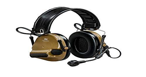 3M peltor VI Hearing Defender Headset Coyote