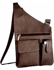 David King & Co. Cross Body Bag, Cafe, One Size
