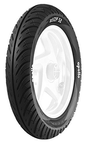 Apollo Actizip S2 90/100-10 Tubeless Bike Tyre, Front or Rear