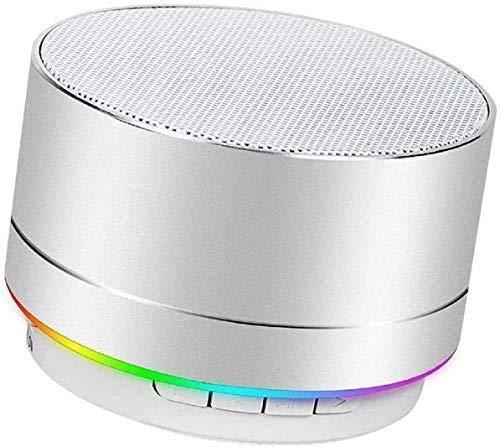 Draagbare Bluetooth-luidspreker met krachtige basen, Bluetooth-verbindingsbereik en spraakgids voor Android IOS-pc en…