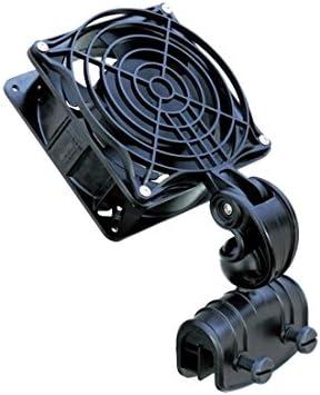 Takestop® Ventilador Refrigeración FS120 Acuario 15 W 0.14 A 50 ...