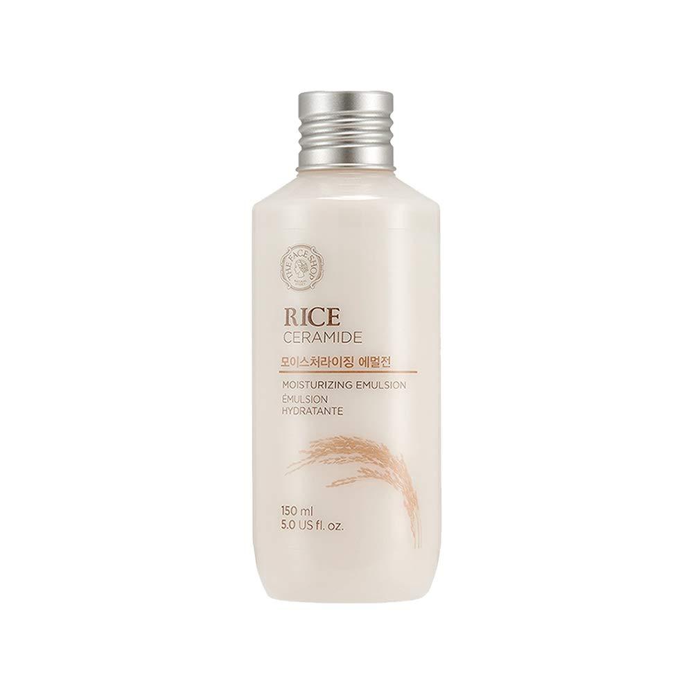 The Face Shop Rice & Ceramide Moisturizing Emulsion, 150 Ml