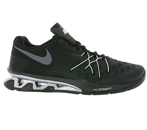 NIKE Reax Lightspeed II Sneaker Black 852694 007, Size:46