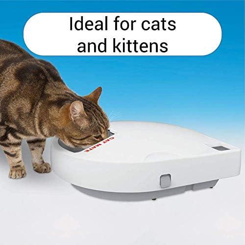 Cat Mate C500 Mangeoire automatique avec minuterie