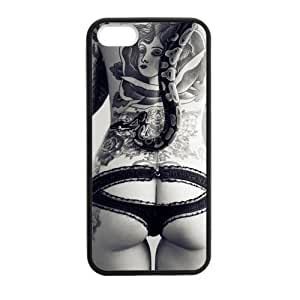 diy zhengDIY Design Cute Sexy Naked Body - Sexy Girl-Protective TPU Cover Case for Ipod Touch 5 5th // (Laser Technology)case Perfect as Christmas gift04