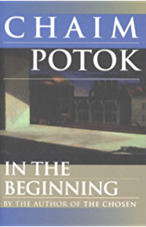 What character learned a lesson in The Chosen by Chaim Potok?