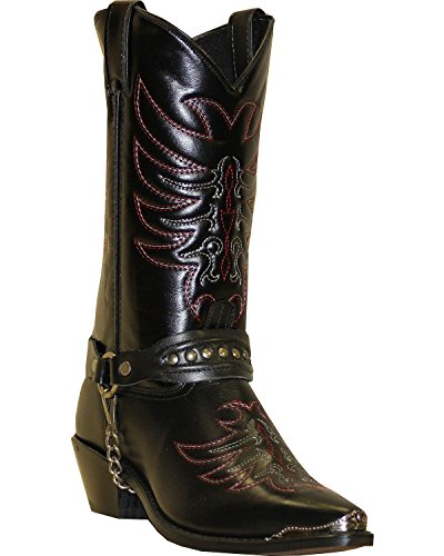 Abilene Sage - Abilene Men's Sage by Boot Scorpion Harness Black 11.5 D(M) US