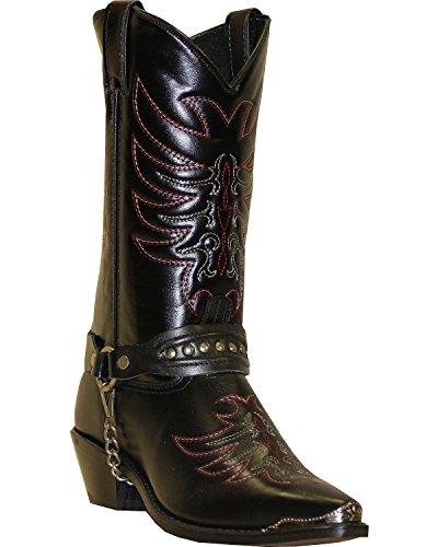 - Abilene Men's Sage by Boot Scorpion Harness Black 13 EE US