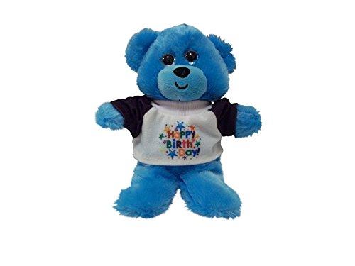 (Happy Birthday Rainbow Bear (Blue))
