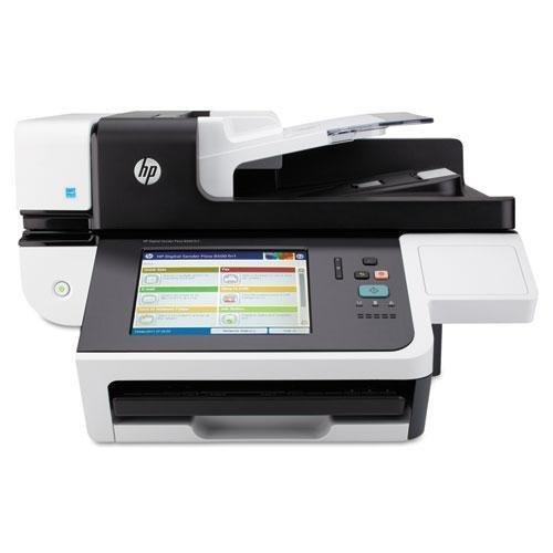 HP L2719A Digital Sender Flow 8500 Flatbed Document Capture Workstation, 600 x 600 dpi