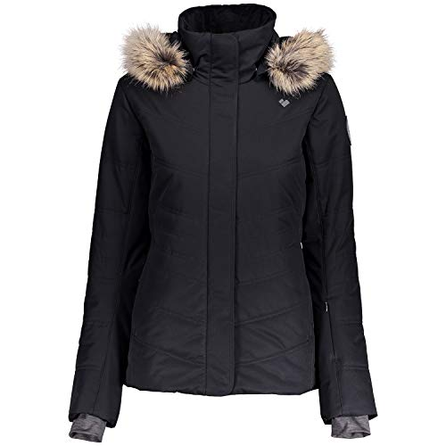- Obermeyer Women's Tuscany II Jacket Black 2