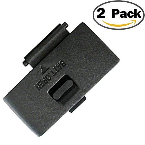 Battery Door Cover Repair Part Replacement Battery Lid Cap for Canon EOS 650D700D T5i DSLR Digital Camera Repair 2Pack