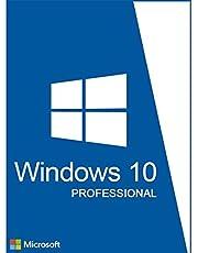 Windows 10 Pro with Last Update 64/32 bit, Multilingual, Arabic