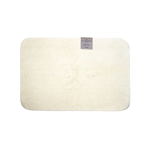 """Hotel Luxury Reserve Collection Bath Rug 24"""" x 36"""" (Ivory)"""