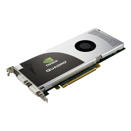Tarjeta de video PNY Quadro FX3700 512 MB GDDR3 PCI-E VCQFX3700-PCIE-PB