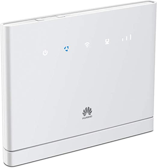Huawei B315s-22 - Router (WiFi, 150 Mbps, 4G LTE, HSPA, 802.11 b/g/n), Color Blanco