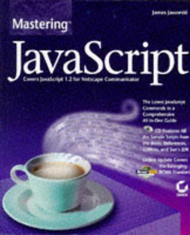 Mastering Javascript by Jamie Jaworski