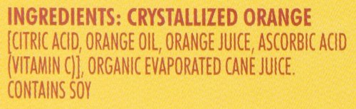 True citrus orange 100 count, red 3 authentic, fresh-squeezed taste without the seeds, mess or waste 1 packet = taste of 1 wedge simple, clean ingredients: no artificial flavors, preservatives & non-gmo