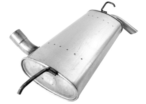 Jeep Replacement Mufflers - 4