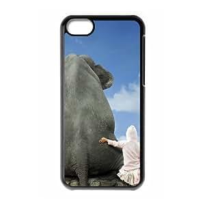 IPhone 5C Cases Funny 113, Fun [Black]