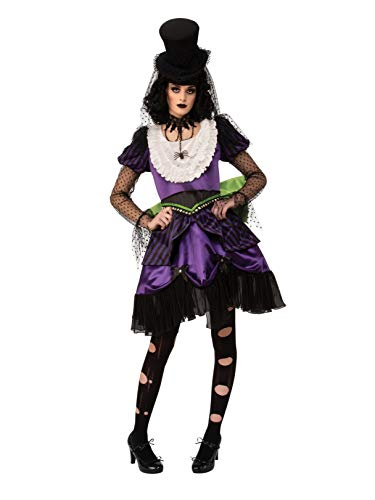 Rubie's Women's Opus Collection Ragdolls Adult Goth Doll Costume, As As Shown, Medium