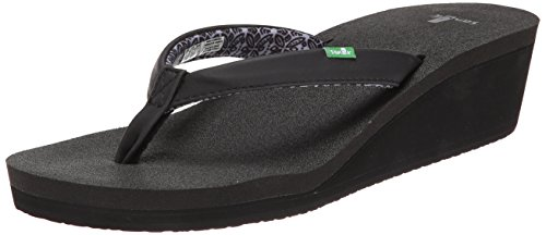 Yoga Sanuk Sandals Zen Sandals Wedge Sanuk EE4q7